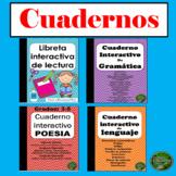Gramatica, poesia, lectura, lenguaje: Cuadernos interactiv