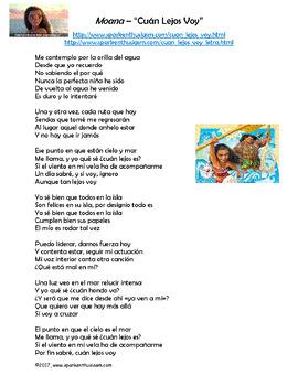 Disney Songs in Spanish | POPSUGAR Latina