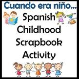 Cuando era niño - Spanish Childhood Imperfect Writing & Speaking FUN - Imperfect