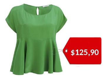 Cuanto Cuesta la ropa?