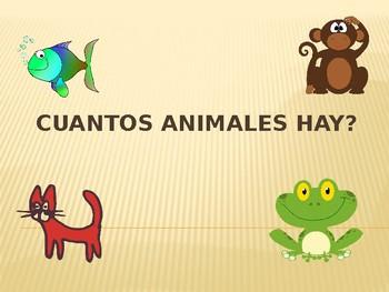 Cuantos Animales Hay?