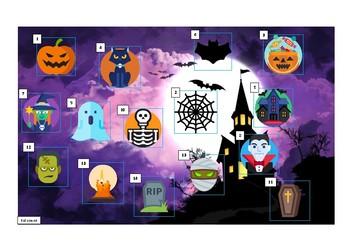 Cuatro ideas de actividades para Halloween