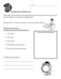 Cub Scout - Tiger Den - Achievement 2 Worksheet Pack