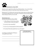 Cub Scout - Tiger Den - Achievement 4 Worksheet Pack