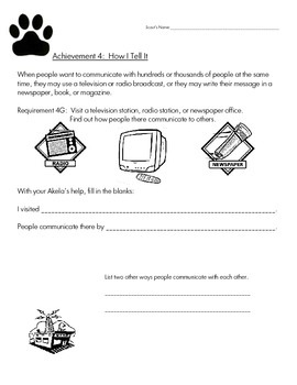 picture about Cub Scout Motto in Sign Language Printable named Cub Scouts Worksheets Schooling Materials Academics Spend