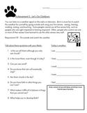 Cub Scout - Tiger Den - Achievement 5 Worksheet Pack