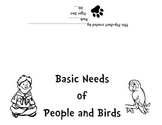 Cub Scout - Tiger Den - Electives 31 & 32: Learn about Birds Flip Chart