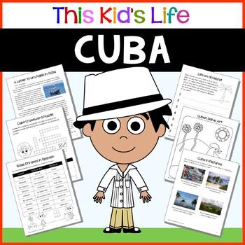 Cuba Country Study