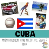 Cuba: An Introduction to the Art, Culture, Sights, and Food