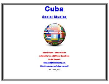 Cuba Board Game