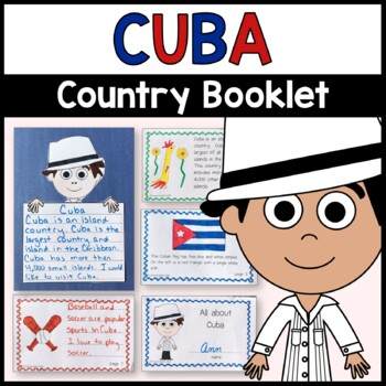 Cuba Country Booklet - Cuba Country Study - Interactive and Differentiated