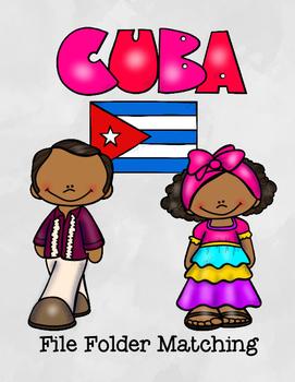 Cuba File Folder
