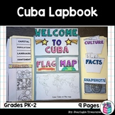 Cuba Lapbook for Early Learners - A Country Study