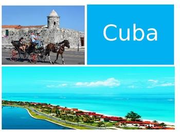 Cuba PPT in Spanish