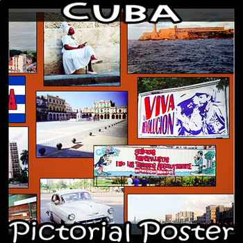 Cuba  Photo Poster - Horizontal