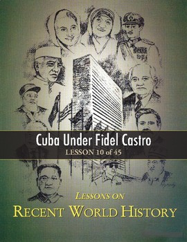 Cuba Under Fidel Castro, RECENT WORLD HISTORY LESSON 10/45, Informative Contest
