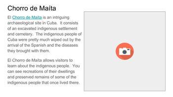 Cuba Virtual Field Trip