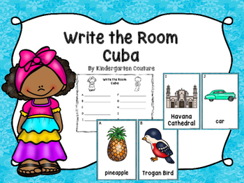 Cuba Write The Room