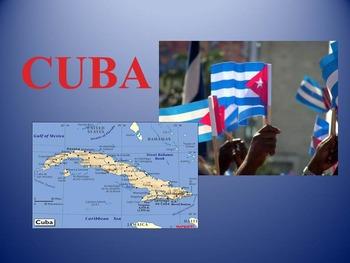 Cuba and Haiti Lesson