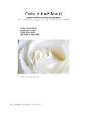 Spanish Webquest: Cuba/José Martí (Distance Learning)