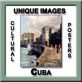 Cuba in Photos Poster - Vertical
