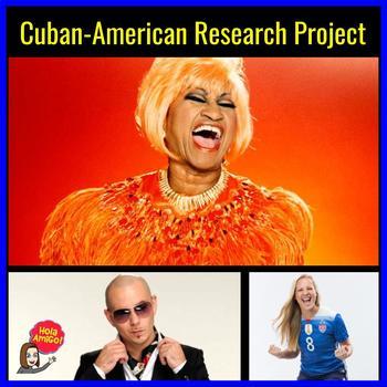 Cuban-American Research Project & Presentation