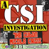 Cold War & Cuban Missile Crisis: Cuba, Castro, Kennedy, & Cold War CSI