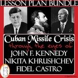 Cuban Missile Crisis - Kennedy, Khrushchev, Castro - Lesso