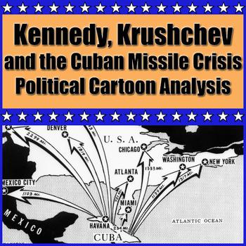 Cuban Missile Crisis Political Cartoon