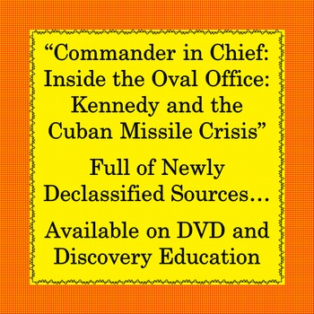 Cuban Missile Crisis Video Guide