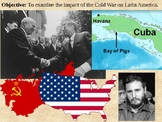 Cuban Missile Crisis and the Arms Race PowerPoint Presentation
