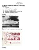 Cuban Missile Crisis document set