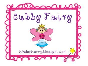 Cubby & Desk Fairy