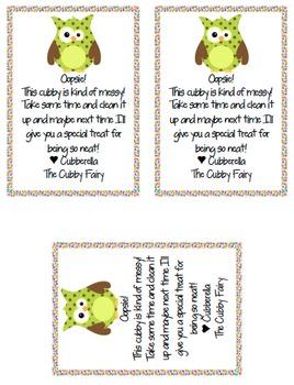 Cubby Fairy - Dirty