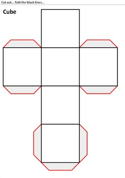 Cube 3D Modell