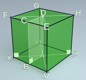 Cube (3d video model)