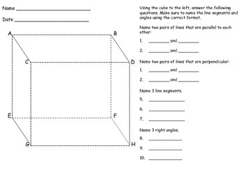 Cube Activity 2
