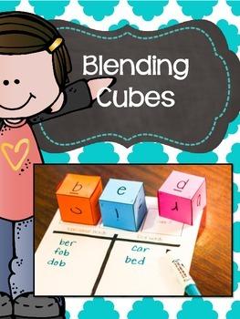 Cube Blending