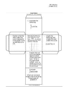 Cube Differentiation Calculus Integrals