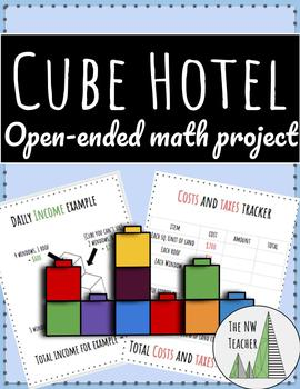 Cube Hotel Open-Ended Math Project