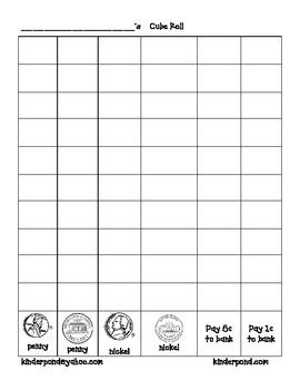Cube Roll: Money (Easy)
