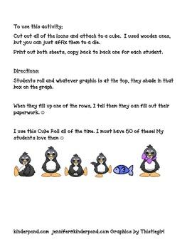 Cube Roll:  Penguin Roll