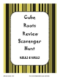 Cube Root Review Scavenger Hunt