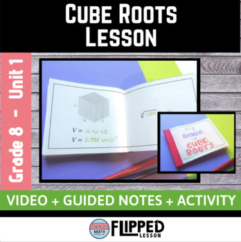Cube Roots Lesson