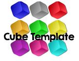 Cube Template - Editable