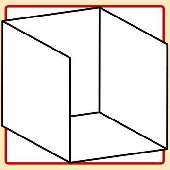 Cubes - Square Cubes Clip Art Set for Commercial Use