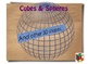 Cubes and Spheres, a Mathematics unit on 3D Shapes for ages 5-7