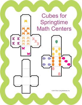 Cubes for Springtime Games