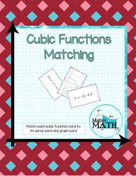 Cubic Functions Matching