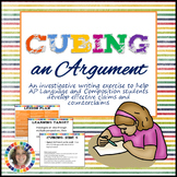 Cubing an Argument: Writing to Explore Multiple Perspectives of an Issue